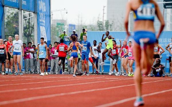 Atletas de 179 países vienen para los Juegos de la Juventud