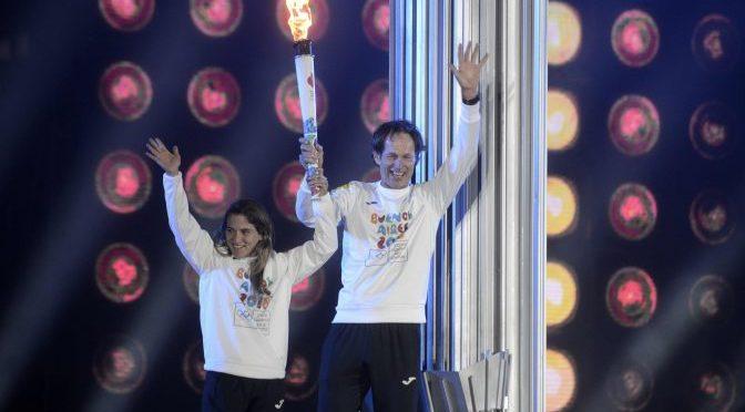 Buenos Aires ya vibra con los Juegos: se inauguraron oficialmente