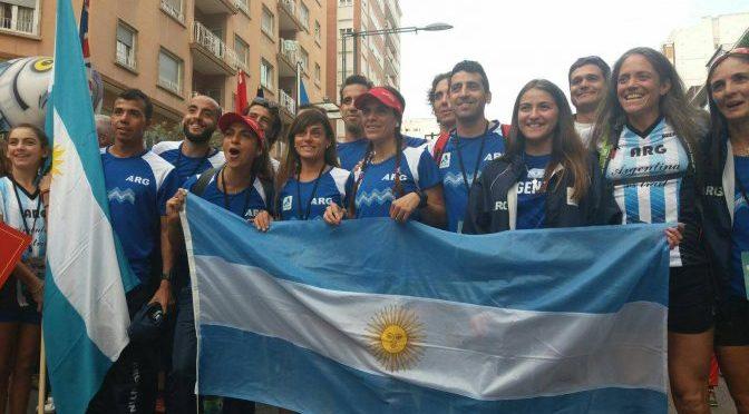 Destacada actuación de Tania Díaz en el Mundial de Ultra Trail
