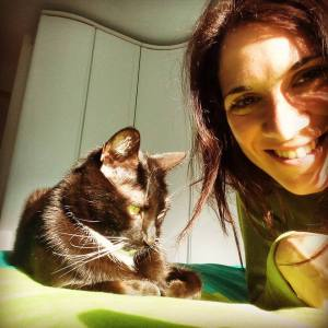 colaboradora de Cada gato en su casa Saioa De La Vega