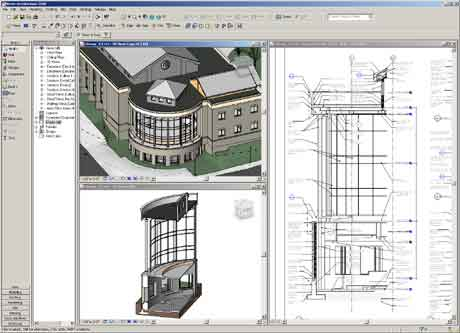 Interior design revit tutorial for 2d architectural drawing software free