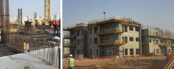 US Embassy Ashgabat Turkmenistan Caddell Construction