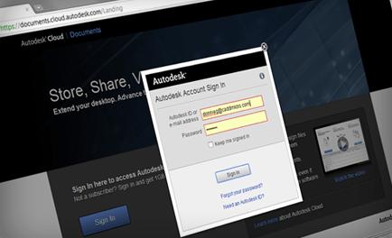 Enabling Your Autodesk Cloud Subscription Benefits