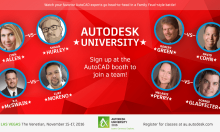 AutoCAD Family Feud coming to Autodesk University