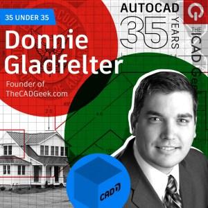 Donnie Gladfelter Top 35 Under 35