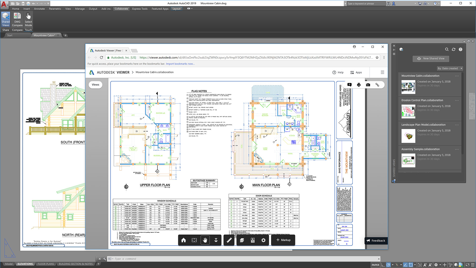with just a click you can now share drawing views with anyone thanks to a new integration with the autodesk viewer the autodesk viewer is a web based tool