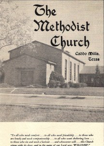 Caddo Mills Methodist Church