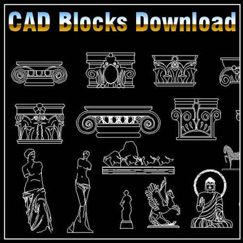Free Lamp Blocks Download