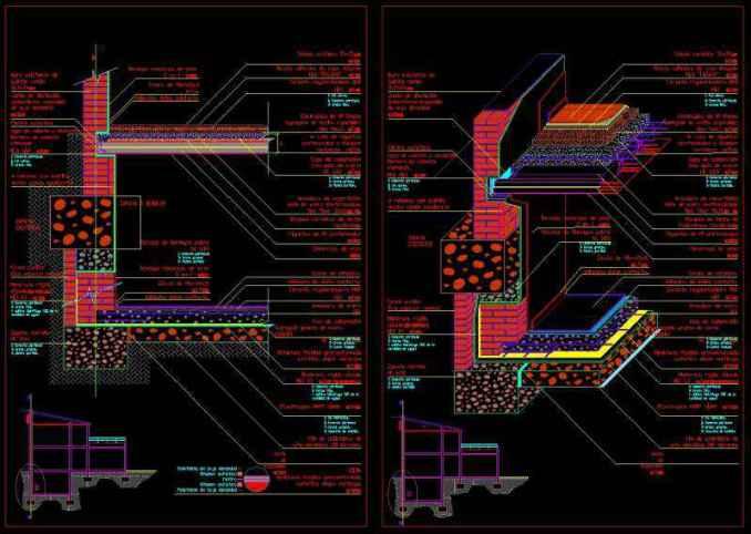 Foundation Details V2 Download Cad Blocks Drawings