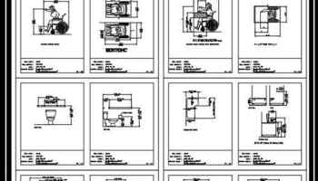 Disable cad blocks-Handicap facilities 2 – Download AUTOCAD