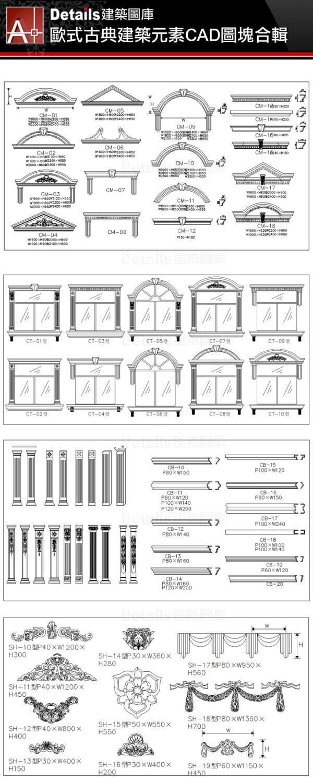 雕塑,水池,羅馬柱,飾角,線板,古典裝飾,雕塑,拱門,壁爐,羅馬柱,多力克柱式,愛奧尼克柱式,科林斯柱式,歐式建築,希臘建築,壁爐,頂部燈盤,壁畫,藻井,拱頂,尖肋拱頂,穹頂,掛鏡線,腰線,梁托,拱券,門,門洞,窗,牆面裝飾線條,護牆板
