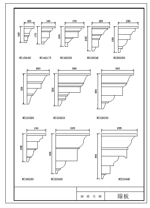 線板系列,歐式常用構件柱式系列、歐式常用構件GRC圖樣、歐式裝飾元件,新古典建築室內設計裝飾構件,雕塑,水池,羅馬柱,飾角,線板,古典裝飾,雕塑,拱門,壁爐,羅馬柱,多力克柱式,愛奧尼克柱式,科林斯柱式,歐式建築,希臘建築,壁爐,頂部燈盤,壁畫,藻井,拱頂,尖肋拱頂,穹頂,掛鏡線,腰線,梁托,拱券,門,門洞,窗,牆面裝飾線條,護牆板(以參考圖例為準)