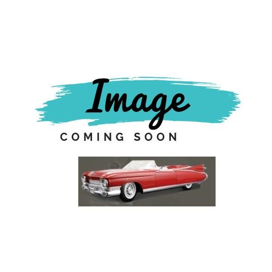 1972 Cadillac Eldorado Engine