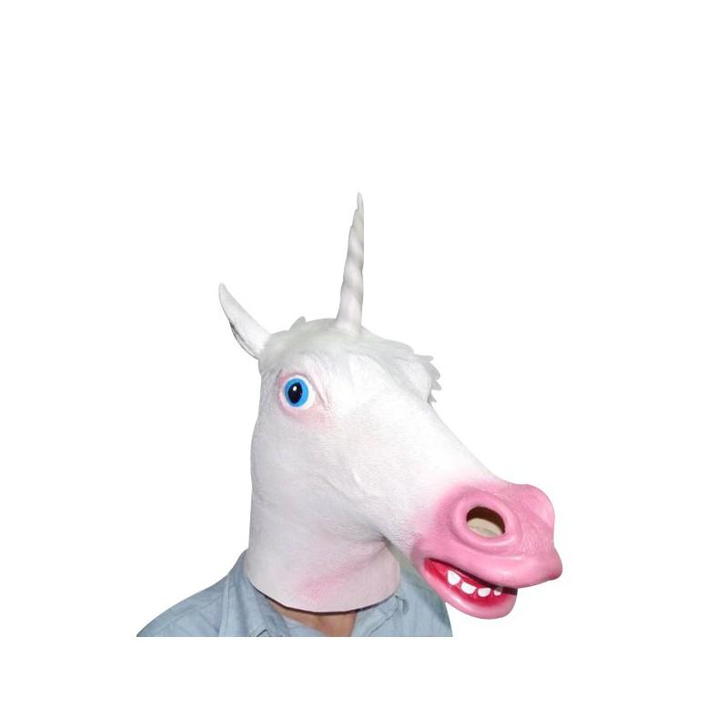 Masque Tte De Licorne