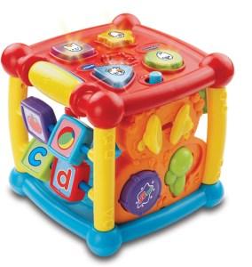 Activity kubus voor baby en dreumes