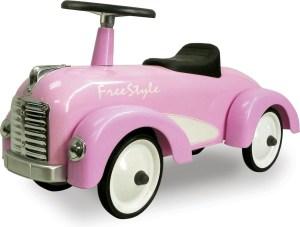Loopauto voor meisjes
