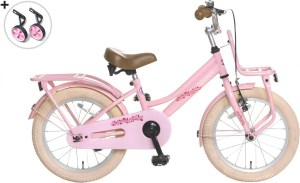Meisjes fiets cadeau 4 jaar