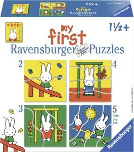 Nijntje eerste puzzel