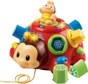 Vormenkever leerzame cadeaus babys