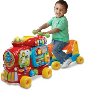 Vtech locomotief activity center