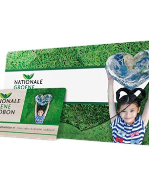 Nationale Groene Kadobon