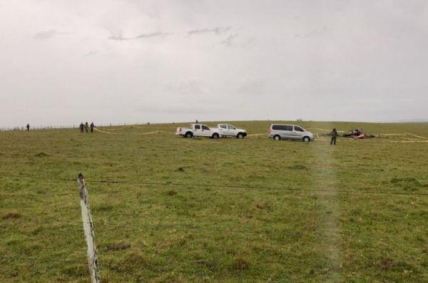 Se accidentó en Uruguay un helicóptero con vacunas Pfizer - Noticias - Cadena 3 Argentina