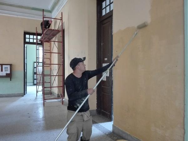 Presupuesto estatal garantiza en Camagüey la reparación y mantenimiento de escuelas