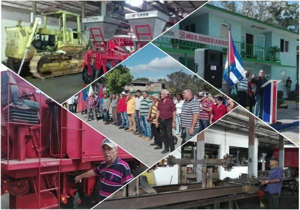 Sesionará Expo ANIR provincial en Taller de Transporte de Camagüey