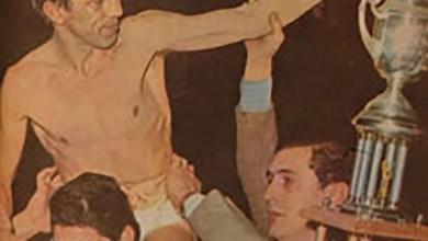 """Photo of El """"Cartonero"""" de Lanús que fue rey de Tokio hace 52 años"""