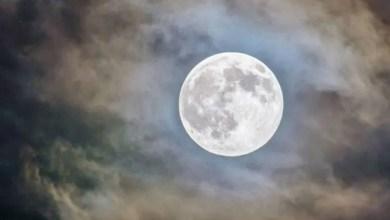 "Photo of Mañana llega la ""Luna de las flores"", la última superluna del año"