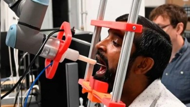 Photo of Dinamarca crea un robot que toma muestras de posibles pacientes con Covid-19