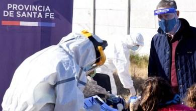 Photo of Más de 2.300 contagios en la provincia