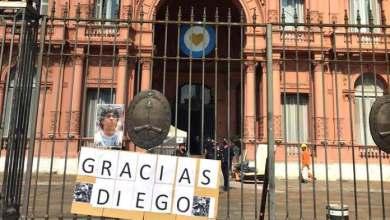 Photo of El velatorio de Diego Maradona será en la Casa Rosada