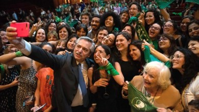 Photo of Fernández envió al Congreso el proyecto para legalizar el aborto