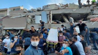 Photo of Impactantes imágenes del terremoto y tsunami en Turquía
