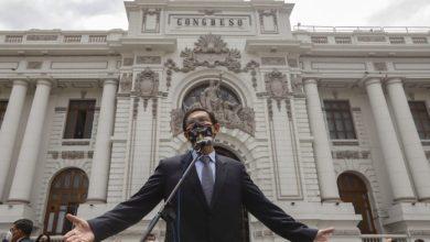 Photo of Destituyeron al presidente de Perú