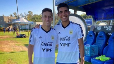 Photo of Jugadores de Newell's en la selección Argentina