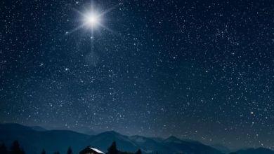 """Photo of Esta noche se verá la """"estrella de Belén"""" por la conjunción de Júpiter y Saturno"""