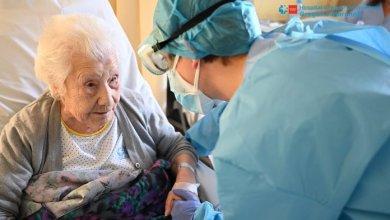 """Photo of Es española, tiene 104 años y logró recuperarse del coronavirus: """"toda una sobreviviente"""""""