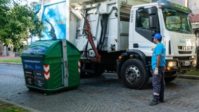 Photo of Rosario inició la prueba piloto para la separación de residuos orgánicos