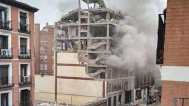 Photo of Madrid: al menos dos muertos y varios heridos tras la explosión en un edificio céntrico