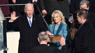 Photo of Joe Biden asumió como presidente de Estados Unidos