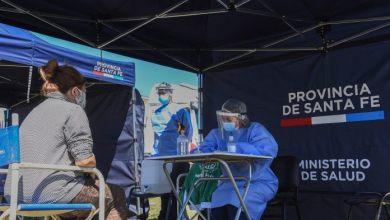 Photo of Se registraron 207 nuevos casos de coronaviurs en la provincia y 7 fallecidos