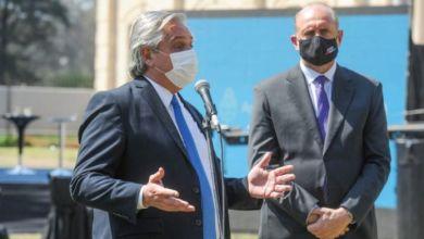 Photo of Perotti y Fernández anunciarán una importante inversión para obras en Esperanza
