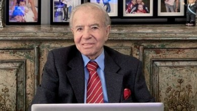Photo of Murió Carlos Saúl Menem