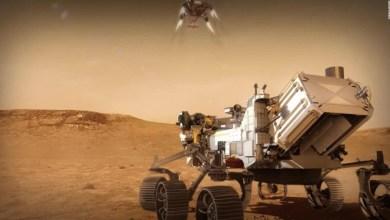 Photo of El rover de la NASA aterrizó en Marte y comenzó a buscar restos de vida