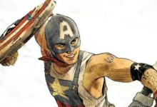 Photo of Aaron Fischer, el nuevo Capitán América gay de Marvel