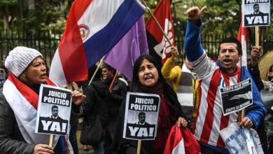 """Photo of COVID-19: """"alerta roja sanitaria"""" en Paraguay y manifestaciones por corrupción"""