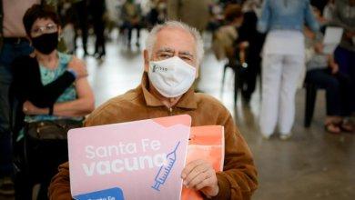 Photo of Santa Fe comienza la semana con 50 mil turnos para completar esquemas de vacunación