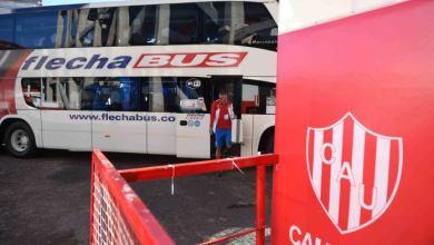 Photo of Unión viajó a La Plata dos días antes del partido